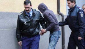 Tâlhar arestat în această după-amiază, de poliţiştii din Piteşti