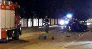 A fost prins autorul accidentului mortal de azi-noapte din Piteşti: un puşti de 19 ani, fără permis de conducere
