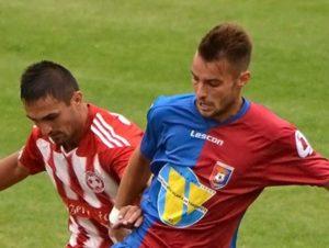 Chindia Târgovişte, din nou şase puncte avans faţă de FC Argeş