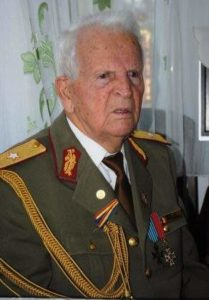 General în retragere Constantin Năstase