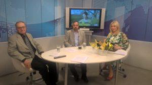 Imagine din cadrul emisiunii