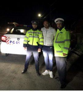 E o plăcere să ai de-a face cu poliţişti ca agenţii Badea şi Bogdan