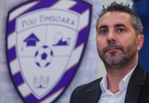 Adrian Neaga, antrenor la ACS Poli