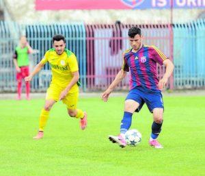 Deşi gazdele au dominat mai mult, CS Mioveni a câştigat la Oradea, 1-0 cu Luceafărul