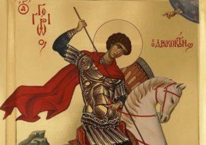 La mulţi ani tuturor cititorilor care poartă numele Sfântului Gheorghe