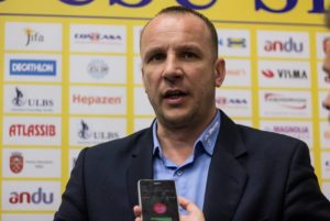 Barnabas Szaszgaspar, un antrenor valoros şi serios, pe banca BCM Piteşti
