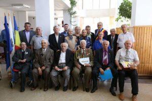 Ziua Veteranilor de Război, marcată la Mioveni