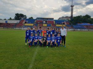 ACS Viitorul Argeș calificată la turneul final pentru juniori sub 11 ani