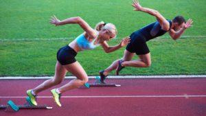 Concurs naţional de atletism pentru angajaţii ISU, la Piteşti