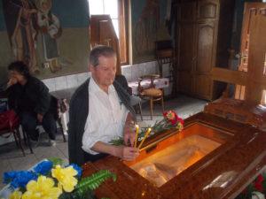 Pentru că-şi presimţea sfârşitul, Marin Ioniţă i-a cerut arhiepiscopului un loc de veci