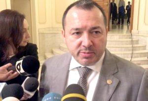 Cătălin Rădulescu, audiat la Parchetul General