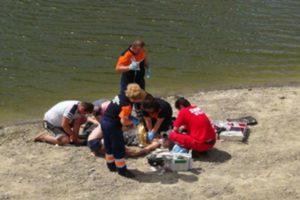 Femeia înecată azi în Argeş a identificată