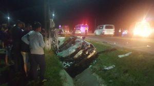 Elevi morţi în accident rutier la Schitu Goleşti