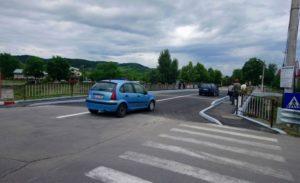 Pod redeschis circulaţiei la Curtea de Argeş