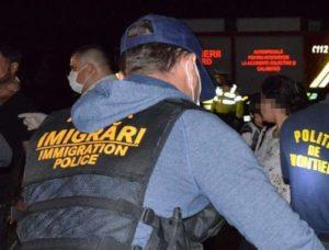 Un indonezian, prins că şedea ilegal în România