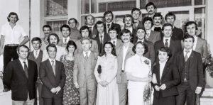 Liceul Dacia, la semicentenar
