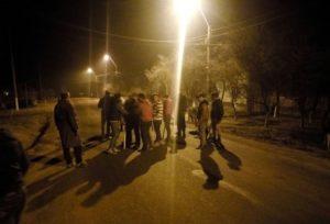 Încăierare între romi la Leordeni