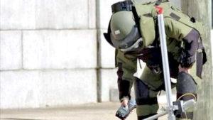 O valiză suspectă a alertat trupele speciale