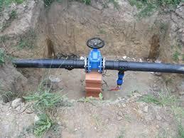 Primul pas spre introducerea alimentării cu apă în satele comunei Bârla