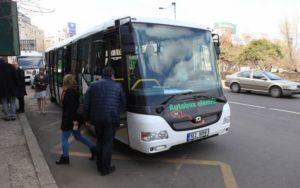 Piteştiul va avea autobuze electrice pentru transportul urban