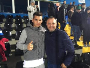 Un antrenor de fotbal cu rădăcini în Argeş face carieră în Belgia