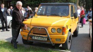 Actorul europarlamentar Mircea Diaconu reia Turul României. Mâine va fi la Curtea de Argeş