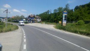 La Drăganu face trotuare o firmă din Cluj-Napoca. De ce nu una din Argeş?