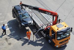 La Piteşti începe ridicarea maşinilor abandonate pe domeniul public