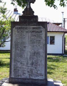 Monumentul Eroilor de la Negraşi