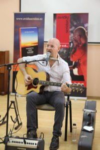 Muzica zilelor noastre: Ovidiu Scridon