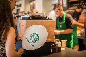 Starbucks face angajări în Piteşti