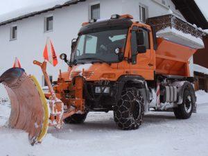 Cine vrea drumuri circulabiel iarna îşi cumpără vara maşină de deszăpezit