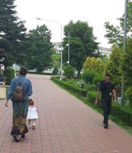 Măsuri stricte pentru paza Parcului Ştrand