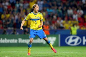 Suedia bate clar Mexicul, scor 3-0 şi se califică de pe primul loc în grupă
