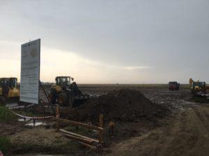 A început construcţia gazoductului BRUA în Argeş!