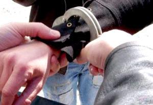 Reţinut pentru furt din auto
