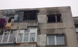 Copil rănit în incendiu trimis la Bucureşti