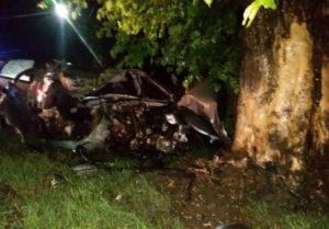 Tânăr mort în accident la Merişani