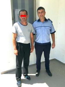 Căutat de poliţişti, pompieri şi jandarmi - Un bărbat anunţat dispărut a apărut acasă