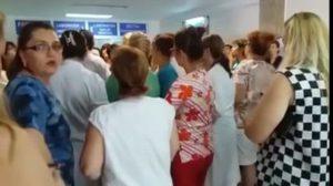 Totul despre greva spontană de azi, de la Spitalul Judeţean din Piteşti