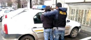 Arestat pentru furturi în Italia