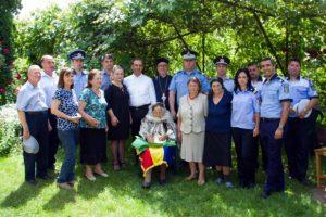 Două femei născute în anul Marii Uniri, omagiate azi de instituţii ale statului român