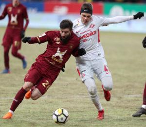 Fostul jucător al Mioveniului, Gabriel Enache, pus pe liber de actuala sa echipă, Rubin Kazan