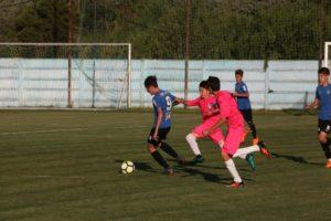 Puştii de la FC Argeş (sub 13 ani) au început prost turneul semifinal de la Constanţa