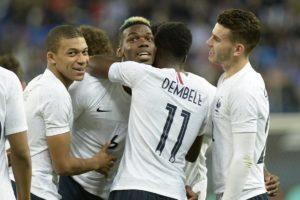 Franţa şi Danemarca au refuzat să joace fotbal: 0-0