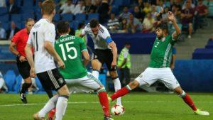 Surpriză şi nu prea: Mexic-Germania 1-0, în al doilea meci al zilei, la Mondialul din Rusia