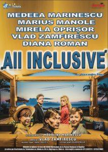 """Teatrul zilelor noastre:  """"All inclusive"""""""