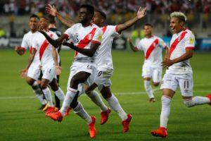 Peru părăseşte Mondialul cu fruntea sus, după 2-0 cu Australia