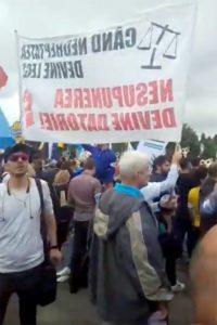 ACUM – Proteste în capitală şi în ţară
