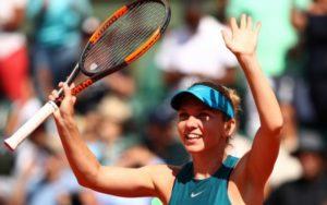 Simona Halep, campioană la Roland Garros